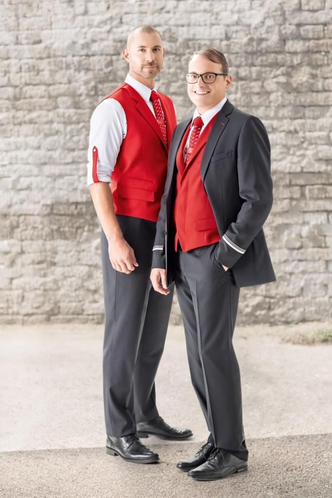 Austrian Airlines Uniform - Marina Hoermanseder 8