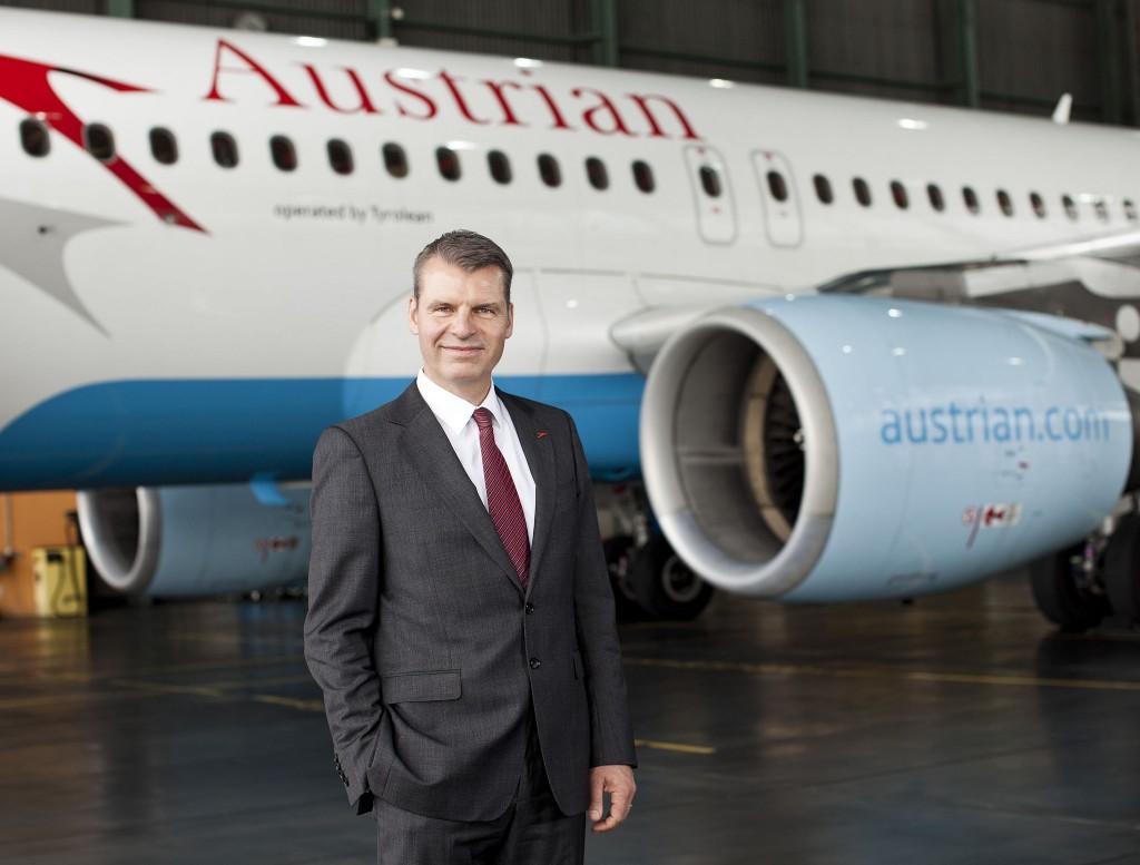 Austrian CCO Andreas Otto
