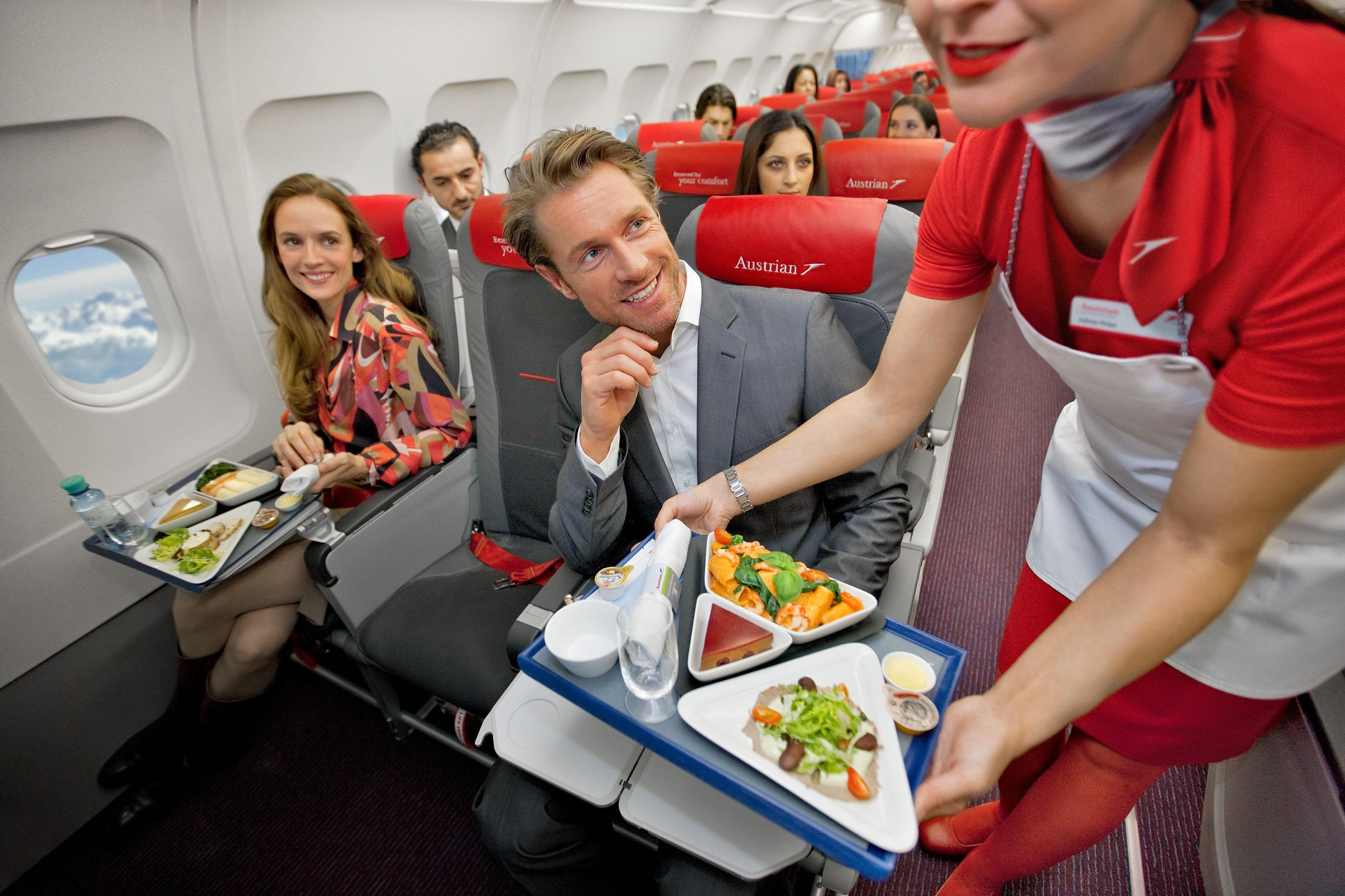 Details Für Neues Tarifkonzept Bei Europaflügen Von Austrian